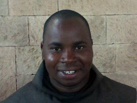 Seminarian Stanley M.