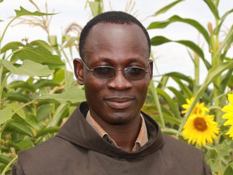 Seminarian Fredrick O.