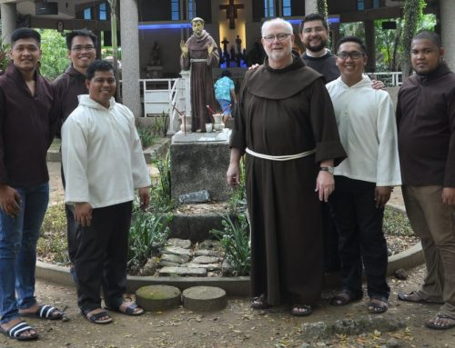Finding the Franciscans
