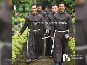 Franciscan-Seminarians-Vocation