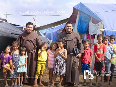 Franciscan-Philippine-Earthquake-Relief-on-Mindanao
