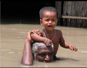 Assam-india-flood