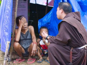 Franciscan-Philippine-earthquake-relief
