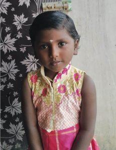 Chennai-India-Preschool-child