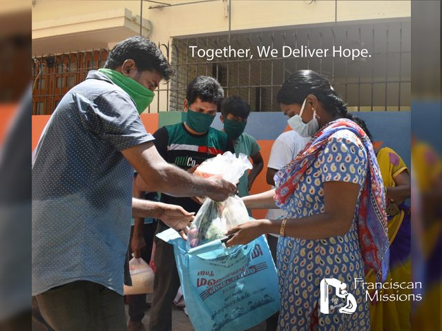 Feeding the Poor, covid19 pandemic relief in India, Emergency relief India