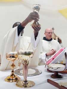 Gregorian-mass, Catholic-mass, Triduum-mass, Francisncan-mass-in-africa