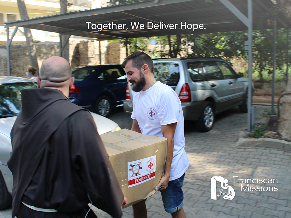 franciscan-missionary, franciscan-emergency-relief, franciscan-relief-beirut-lebanon, emergency-relief-beirut-lebanon