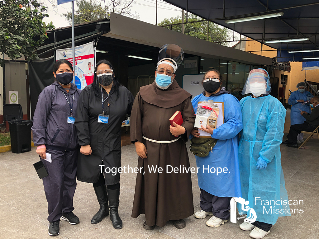 Our Lady of the Angels Clinic, Lima Peru Franciscan Clinic,