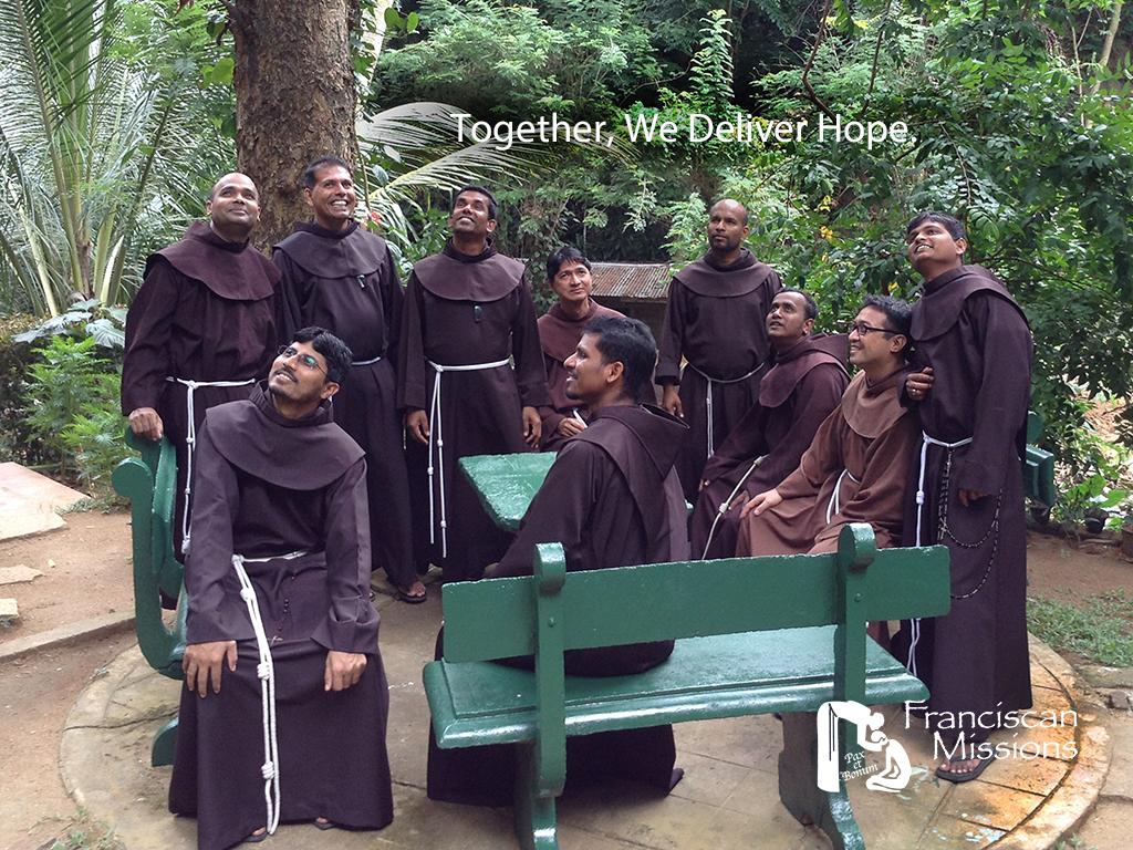 Franciscan-Missions-Sri-Lanka-Formation