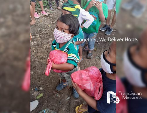 Feed The Hungry In Missions Around The World